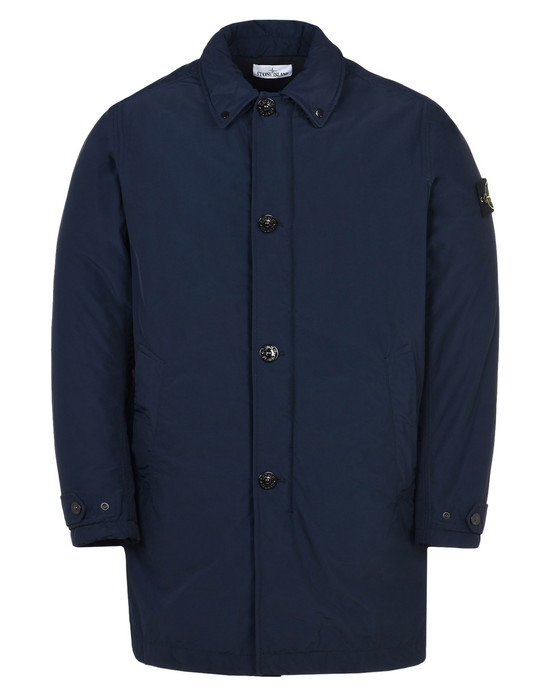 STONE ISLAND LONG JACKET 70126 MICRO REPS WITH PRIMALOFT® INSULATION TECHNOLOGY