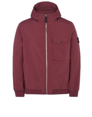STONE ISLAND LIGHTWEIGHT JACKET Q0622 SOFT SHELL-R