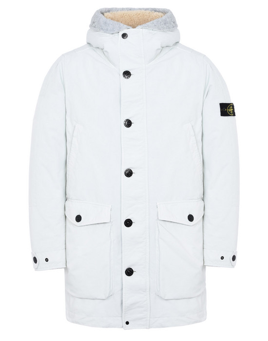 STONE ISLAND Mid-length jacket 41449 DAVID-TC DOWN