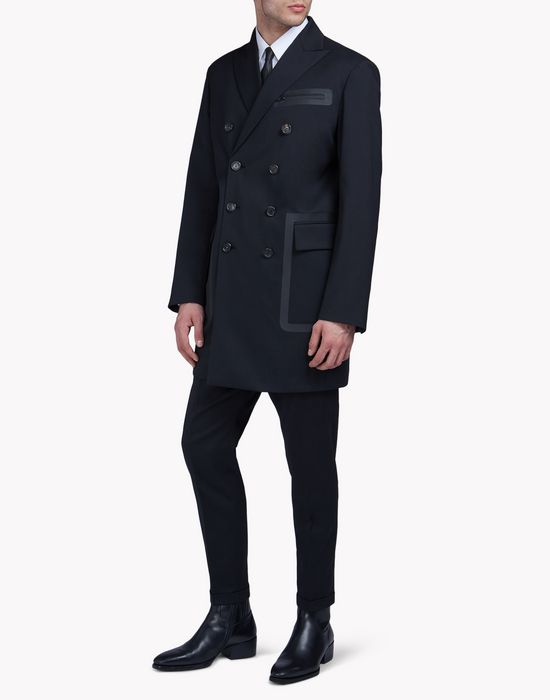 napoli thermo-sealed coat mäntel & jacken Herren Dsquared2