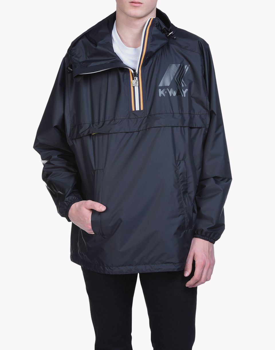 k-way reversible windbreaker anorak mäntel & jacken Herren Dsquared2