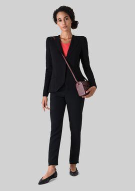 Armani Fashion Jackets Women double wool jacket