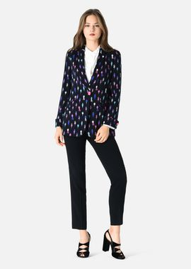 Armani Cocktail Jackets Women stretch cady fabric jacket with maquette pattern