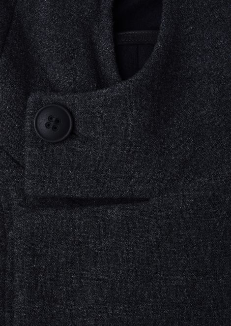 Outerwear: Peacoats Men by Armani - 5