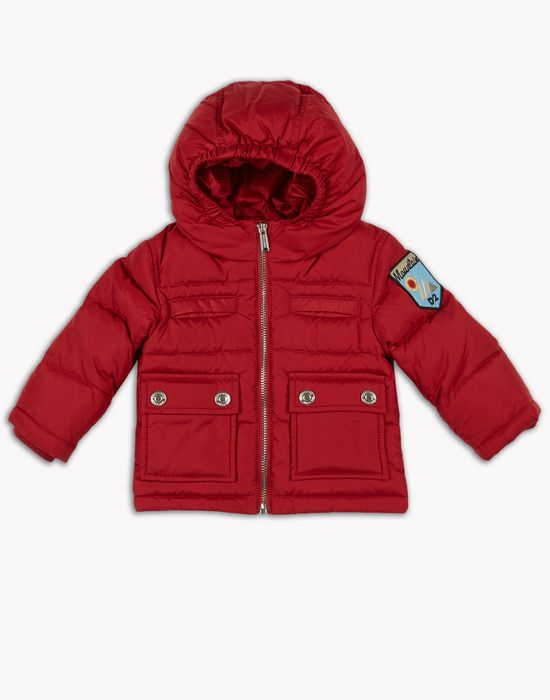 d2 mountain quilted jacket manteaux & vestes Homme Dsquared2