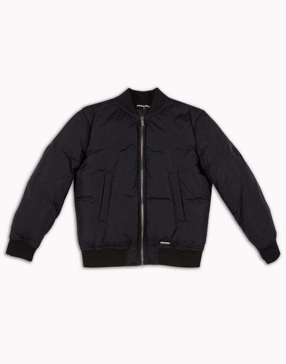 puffed bomber jacket coats & jackets Man Dsquared2