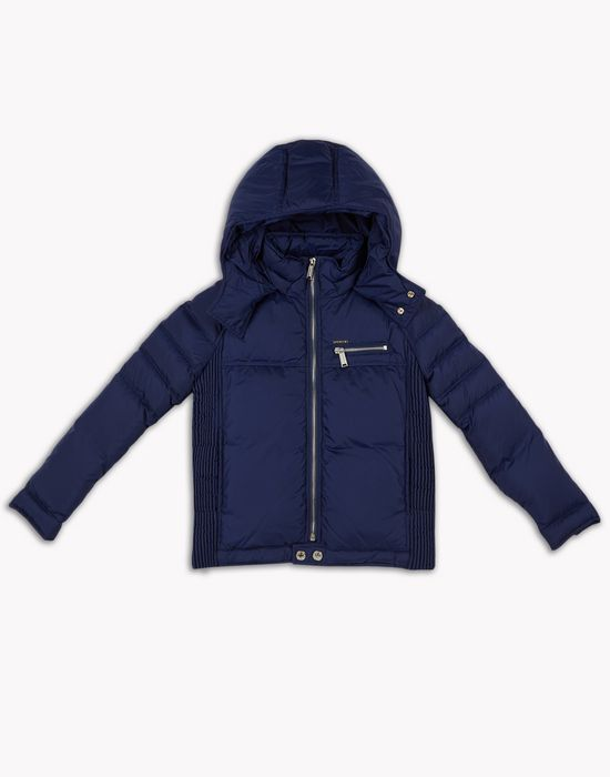 quilted jacket mäntel & jacken Herren Dsquared2