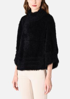 Armani Cape Overcoats Women outerwear