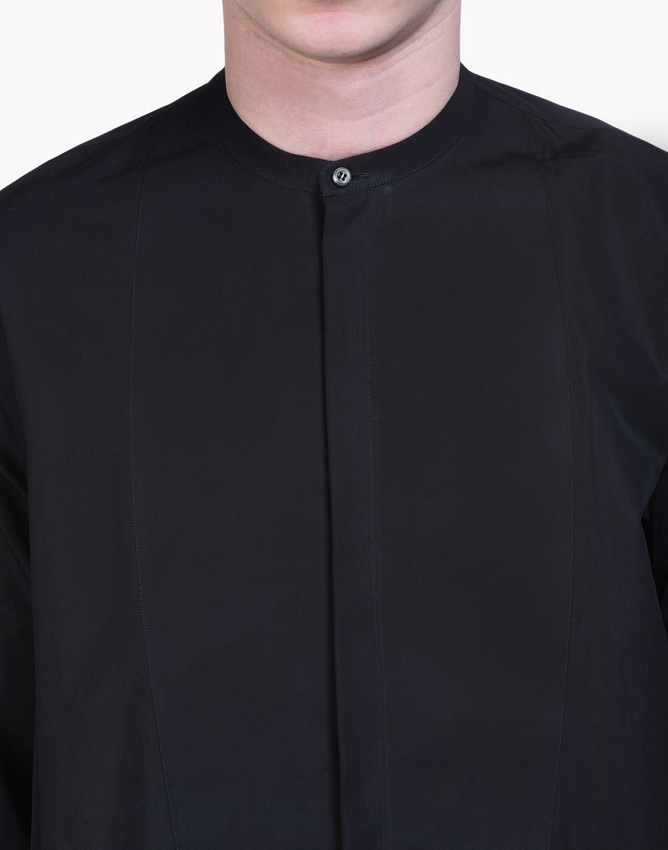 poplin tux blanket shirt shirts Man Dsquared2