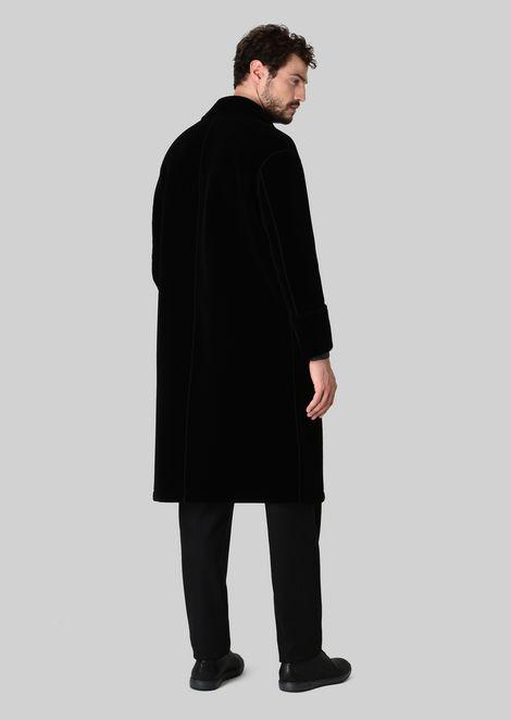 Coats: Classic Coats Men by Armani - 3