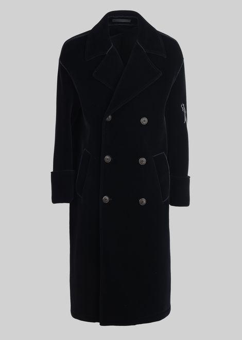 Coats: Classic Coats Men by Armani - 2