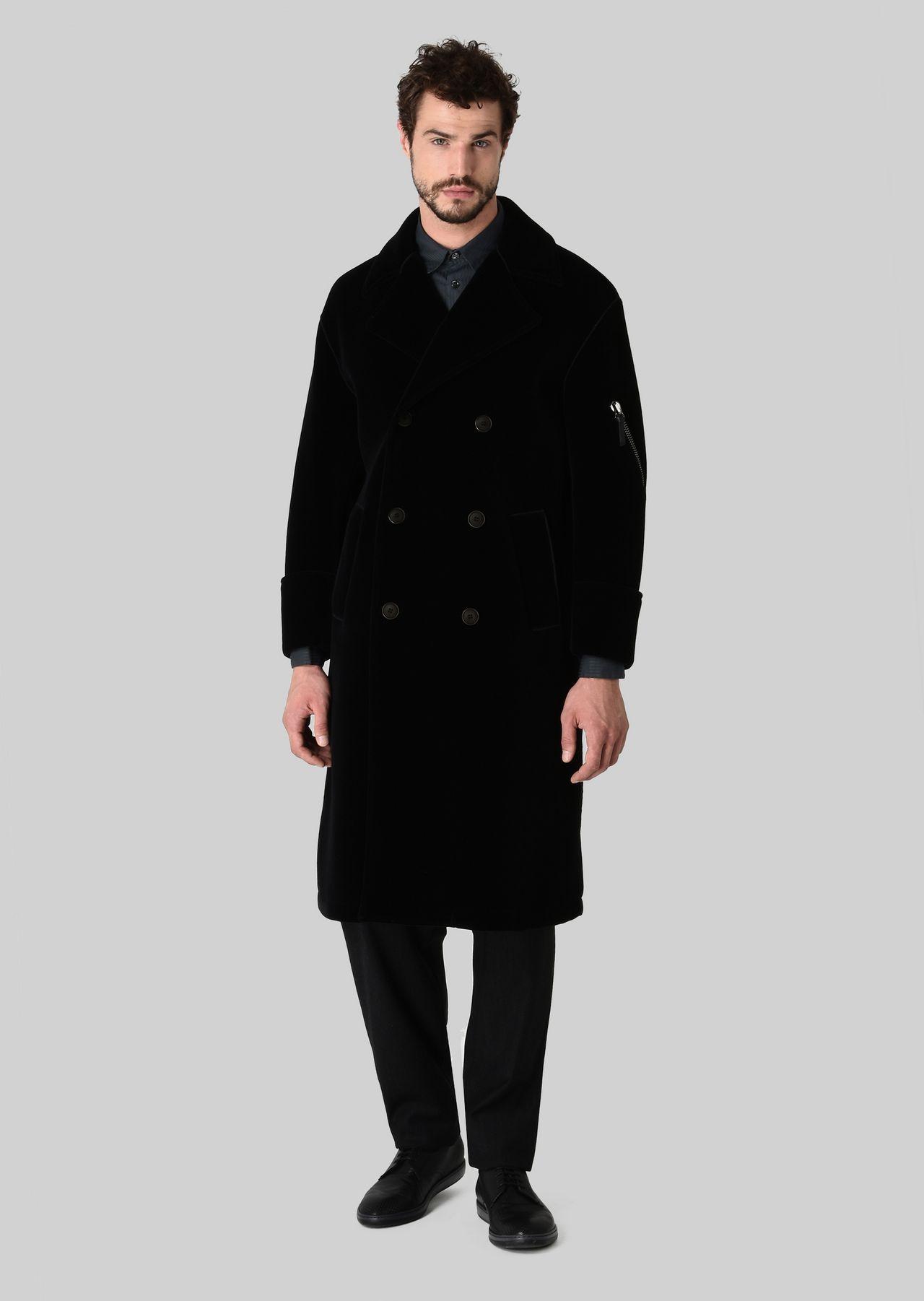 Coats: Classic Coats Men by Armani - 0