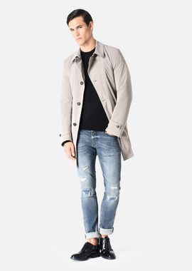 Armani Trench Coats Men outerwear