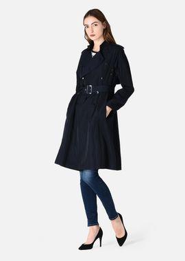 Armani Trench Coats Women outerwear