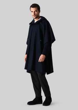 Armani Peacoats Men outerwear