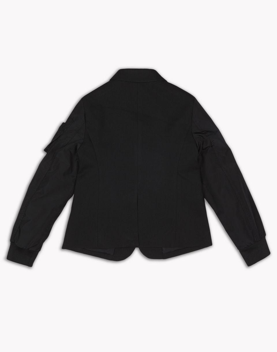 zipped blazer coats & jackets Man Dsquared2