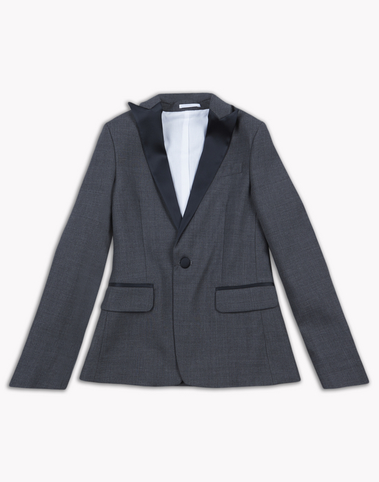 one-button blazer mäntel & jacken Herren Dsquared2