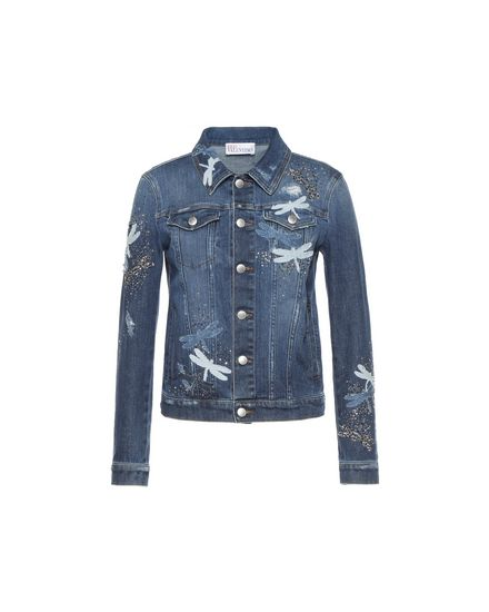 REDValentino Jacket Woman PR3DC00P3HE 558 a