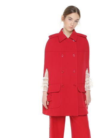 REDValentino PR3CG0501FR CC7 Cloak - Cape Woman d