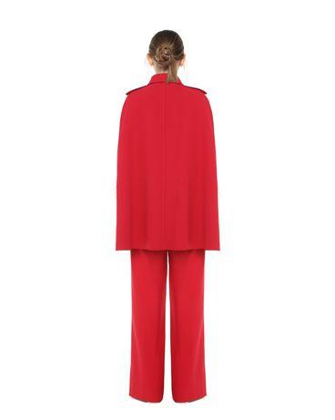 REDValentino PR3CG0501FR CC7 Cloak - Cape Woman r
