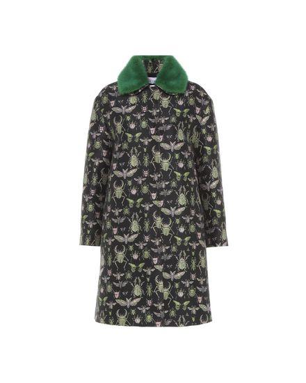 REDValentino Coat Woman PR3CA1H03FG 0NO a