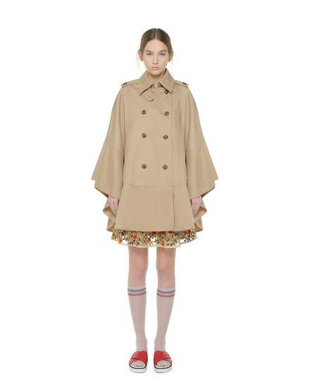REDValentino Cloak - Cape Woman PR3CG0452R3 191 f