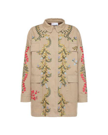 REDValentino Coat Woman PR3CI00W3H3 191 a