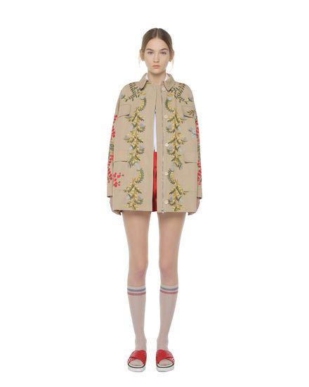 REDValentino Coat Woman PR3CI00W3H3 191 f