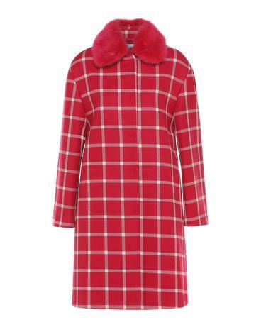 REDValentino PR3CA1H03F5 CC7 Coat Woman a
