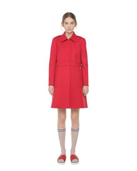 REDValentino Coat Woman PR3CA1J51Y1 CC7 f