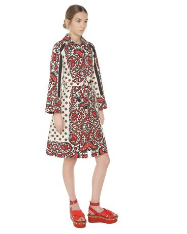 REDValentino PR0CA1L03MR C61 Coat Woman d