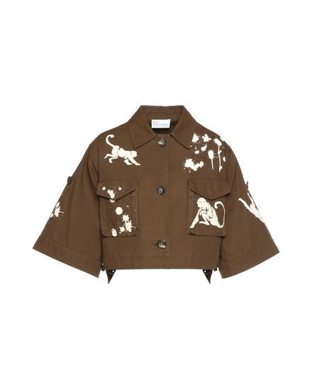 REDValentino Jacket Woman PR0CE00A3QJ CL4 a