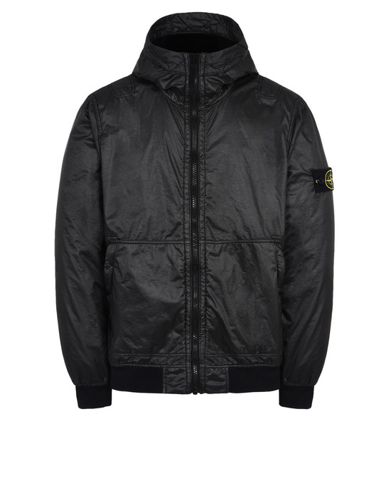 cb851e36e8e 44435 LAMY FLOCK Jacket Stone Island Men - Official Online Store