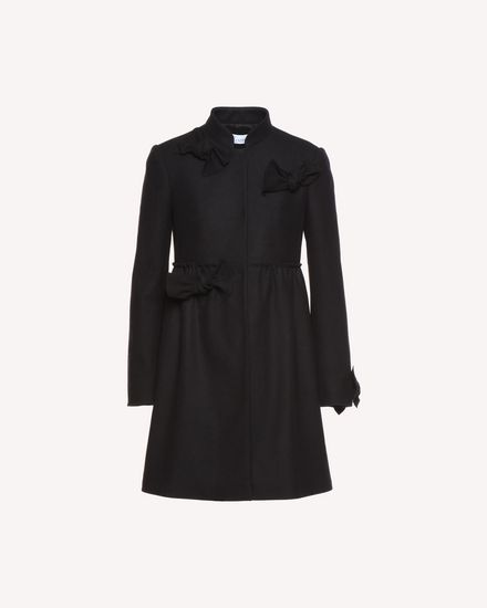 REDValentino Coat Woman QR3CA1S00NA 0NO a