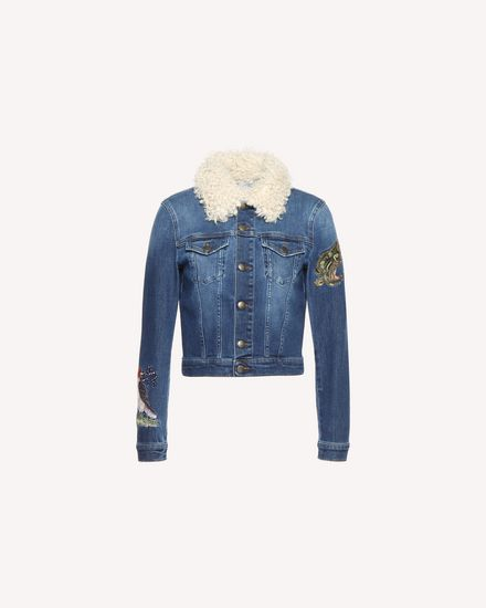 REDValentino Light jacket Woman QR3DC00R3UP 678 a