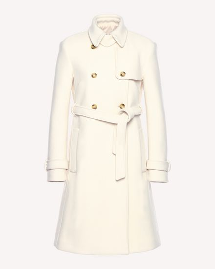 REDValentino Trench Woman QR3CH0D23SH A03 a