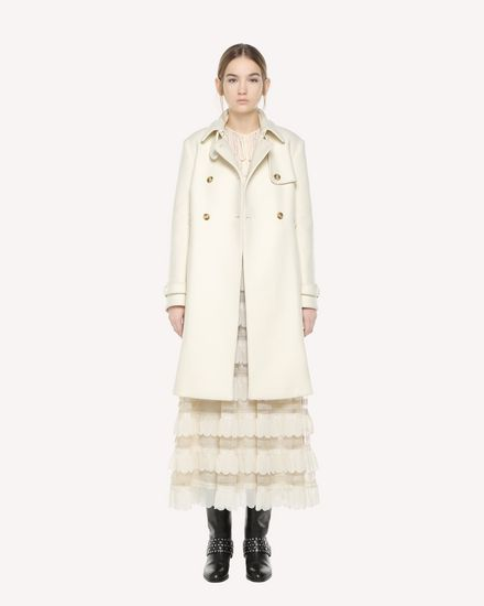 REDValentino Trench Woman QR3CH0D23SH A03 f