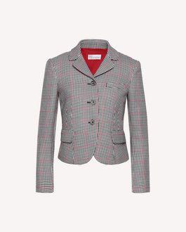 REDValentino Coat Woman QR3CA1S00NA 0NO a