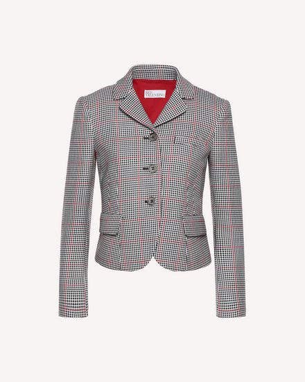 Lightweight overcheck jacket
