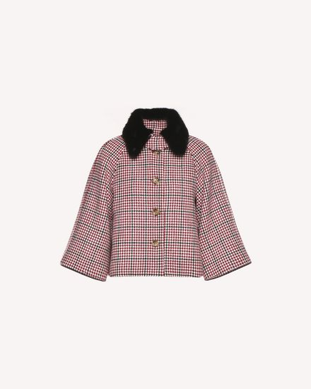 Double Windowpane jacket
