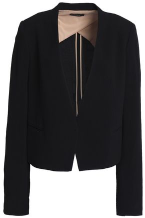 띠어리 Theory Crepe jacket,Black