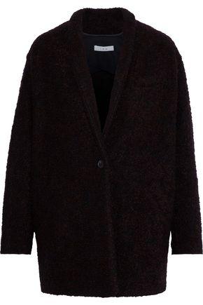 이로 IRO Rafa boucle coat,Black