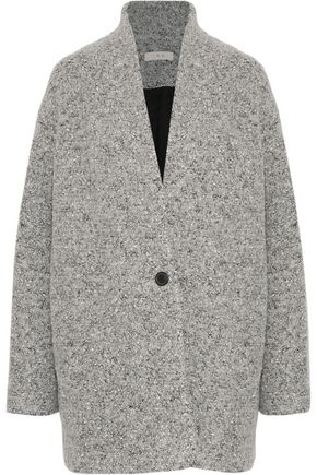 이로 IRO Boucle-tweed coat,Gray