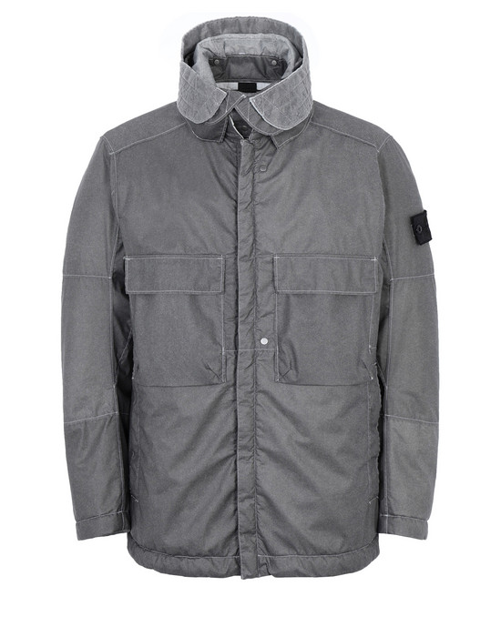 831d684d5d2 Stone Island Shadow Project Mid Length Jacket Men - Official Store