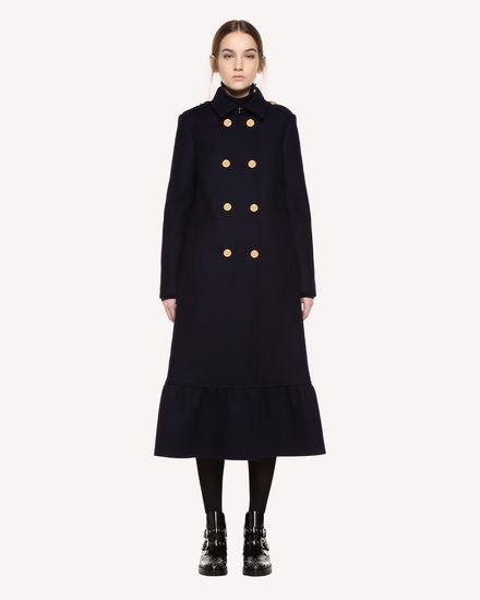 REDValentino 大衣 女士 QR0CA1S52LC B01 f