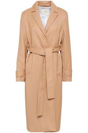 마쥬 MAJE Twill coat,Tan