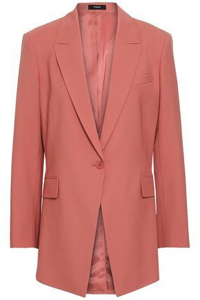 띠어리 Theory Etiennette stretch-wool blazer,Antique rose