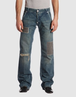 AB/SOUL Men - Denim - Jeans AB/SOUL on YOOX :  mens jeans