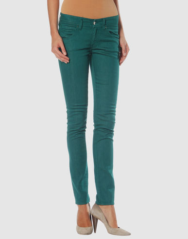 DYED PRETTY - Skinny Jeans :  jeans colorful jeans dyed pretty colored jeans