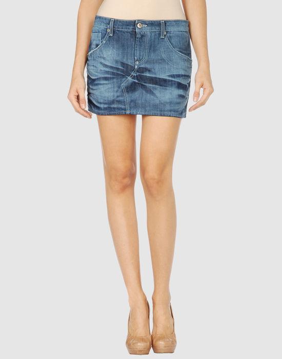 EXTE Джинсовая юбка